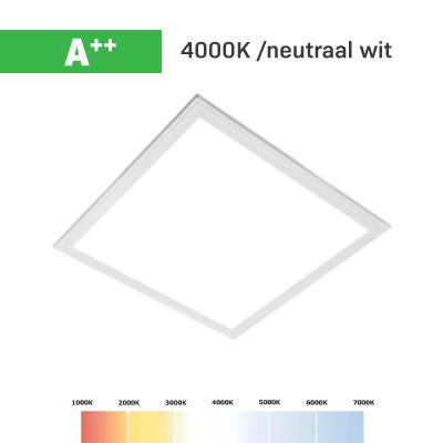 Afbeelding van Led paneel 595 x 595 4000K 30W 3600lmn